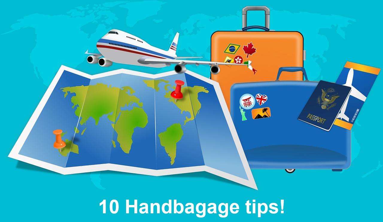 10 handbagage tips