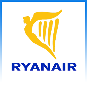 Ryan Air logo bagagekosten.nl