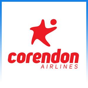Corendon logo Bagagekosten.nl
