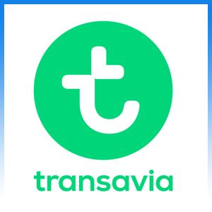 Transavia logo bagagekosten.nl