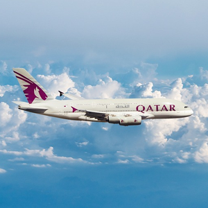 Qatar Airways vlucht